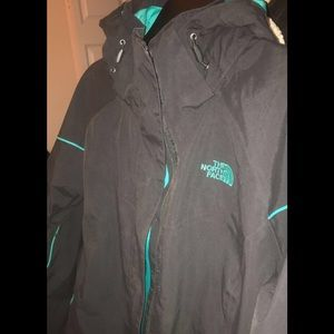 Size M north face jacket